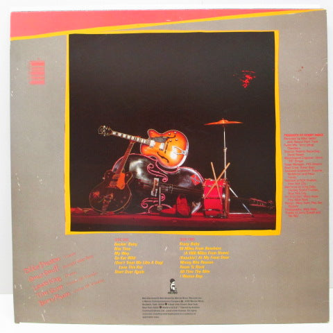 ROCKATS - Live At The Ritz (US Orig.LP/Normal CVR)
