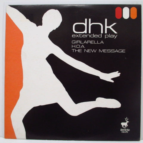 "DHK - Extended Play (UK Orig.7"")"