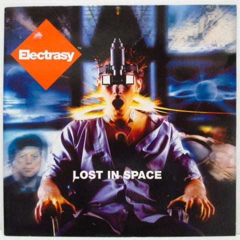 "ELECTRASY - Lost In Space (UK Orig.7"")"