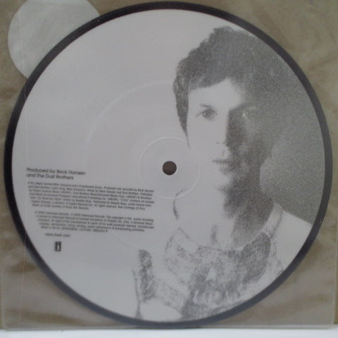 "BECK - E-Pro (UK Ltd.Picture 7""+Stickerd PVC)"