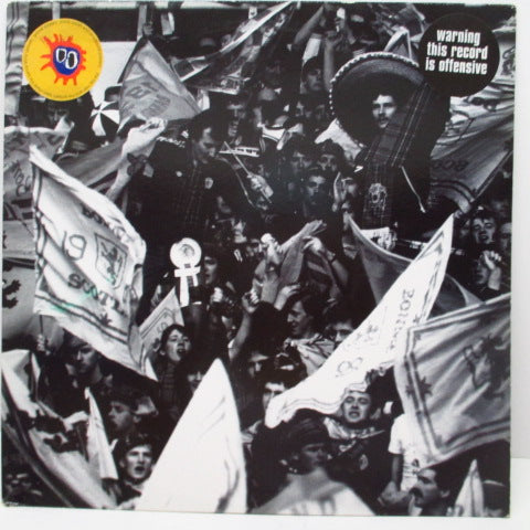 "PRIMAL SCREAM, Irvine Welsh & On-U Sound - The Big Man And The Scream Team Meet The Barmy Army Uptown (UK Orig.12""/Stickered CVR)"