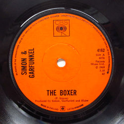 SIMON & GARFUNKEL - The Boxer / Baby Driver (UK Orig.)