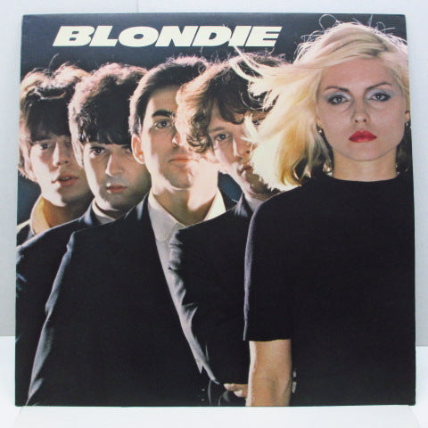 BLONDIE, THE - S.T. (UK Orig.LP/PVLP 1017)