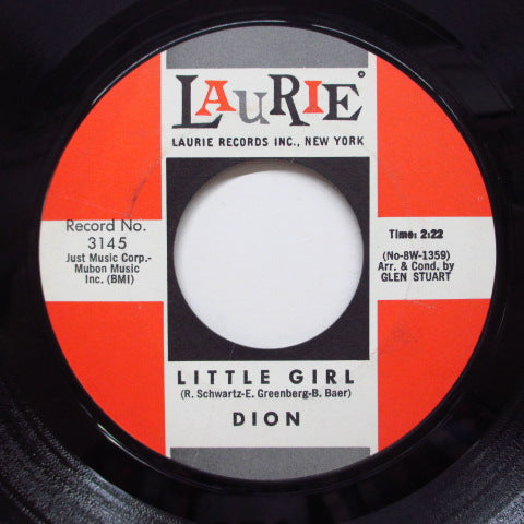 DION - Love Came To Me (Orig.)