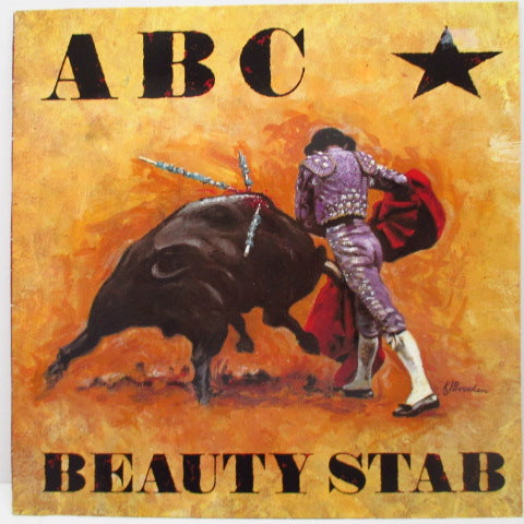 ABC - Beauty Stab (Dutch Orig.LP)