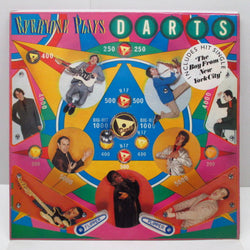 DARTS - Everyone Plays Darts (UK Orig.LP/Srickered CS)