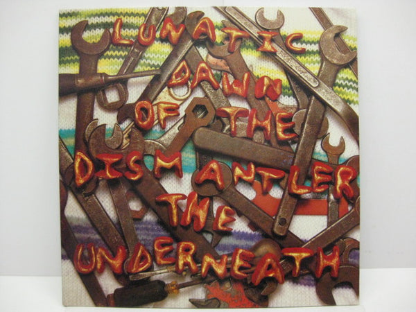 UNDERNEATH, THE (アンダーニース)  - Lunatic Dawn Of The Dismantler (UK Orig.LP)