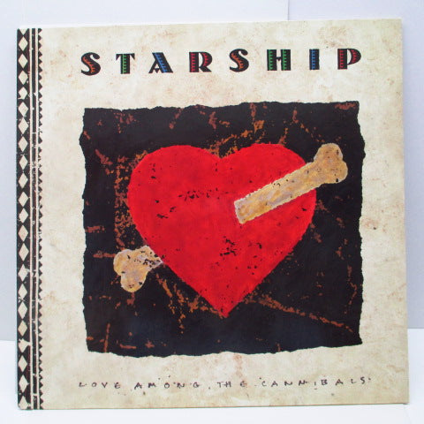 (JEFFERSON) STARSHIP - Love Among The Cannibals (EU Orig.LP)