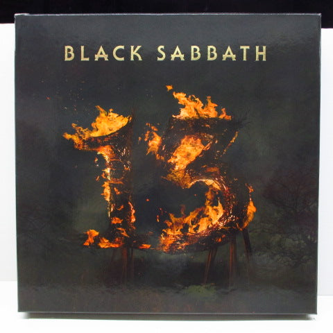 BLACK SABBATH - 13 Clamshell Box (EU Ltd.2xLP,2xCD,Prints)