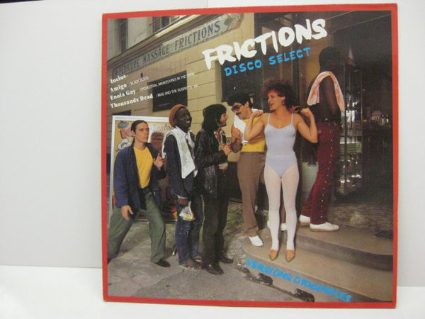 V.A. - Frictions Disco Select (France Orig.LP)