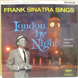 FRANK SINATRA  (フランク・シナトラ)  - London By Night (UK Orig.Mono LP/CFS)