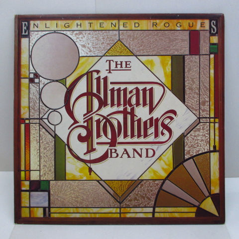 ALLMAN BROTHERS BAND - Enlightened Rogues (UK Orig.)