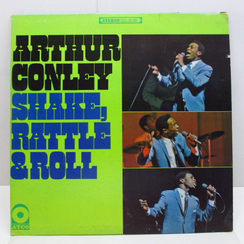 ARTHUR CONLEY - Shake, Rattle & Roll (US Orig.Stereo LP)