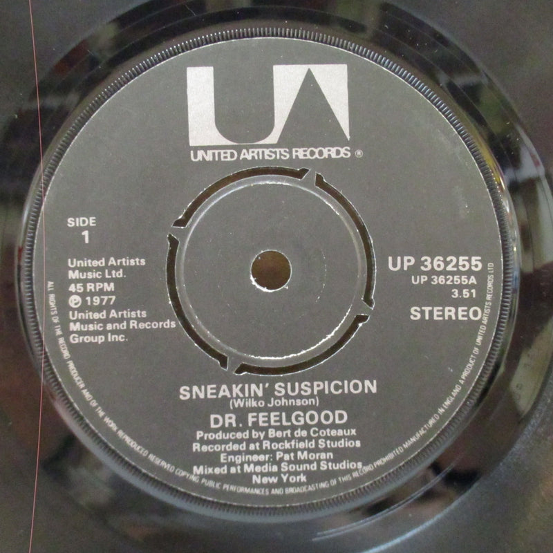 "DR.FEELGOOD - Sneakin' Suspicion (UK Orig.7"")"