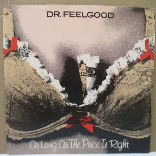 "DR.FEELGOOD - As Long As The Price is Right (UK Orig.Brown Vinyl 7""+Brown PS)"