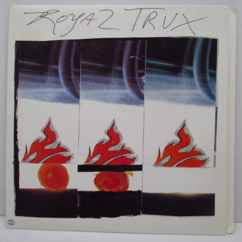 "ROYAL TRUX - Hero Zero / Love Is... (US Orig.7"")"