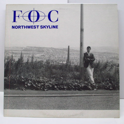 F.O.C. (Flag Of Convenience) - Northwest Skyline (UK Orig.LP)