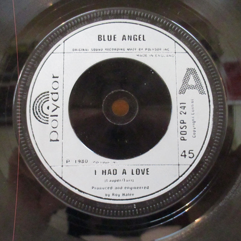 "BLUE ANGEL - I Had A Love (UK Orig.7"")"