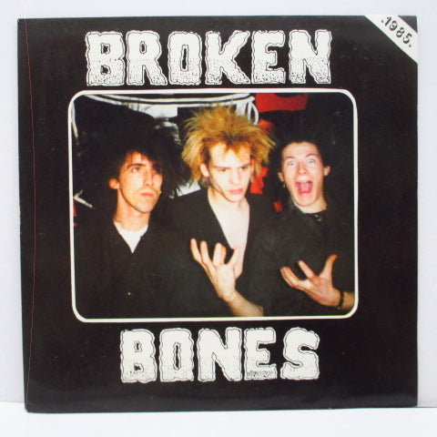 "BROKEN BONES - Seeing Through My Eyes +2 (UK Orig.7"")"