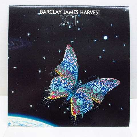 BARCLAY JAMES HARVEST - XII (UK Orig.+Poster)