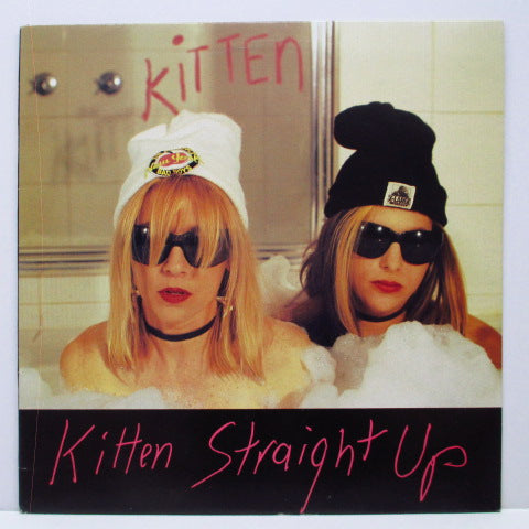 "(FREE) KITTEN - Straight Up (OZ Orig.10"")"