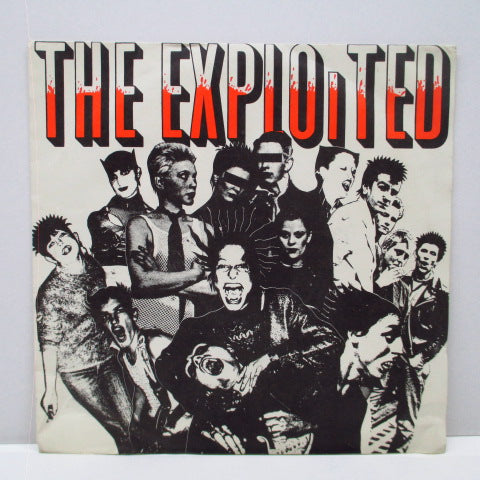 "EXPLOITED, THE - Exploited Barmy Army +2 (UK Reissue 7"")"
