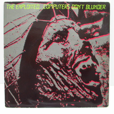 "EXPLOITED, THE - Computers Don't Blunder (UK Orig.7"")"