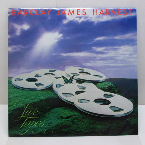 BARCLAY JAMES HARVEST - Live Tapes (UK Orig.2xLP)