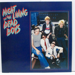 DEAD BOYS - Night Of The Living Dead Boys (France Re LP/ MIG 18)
