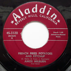 AMOS MILBURN - French Fried Potatoes And Ketchup (Orig.)