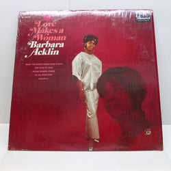 BARBARA ACKLIN - Love Makes A Woman (US Orig.Stereo LP)