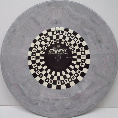 "HONEYMOON KILLERS - Vanna White - Goddess Of Love (US Ltd.Grey Vinyl 7"")"