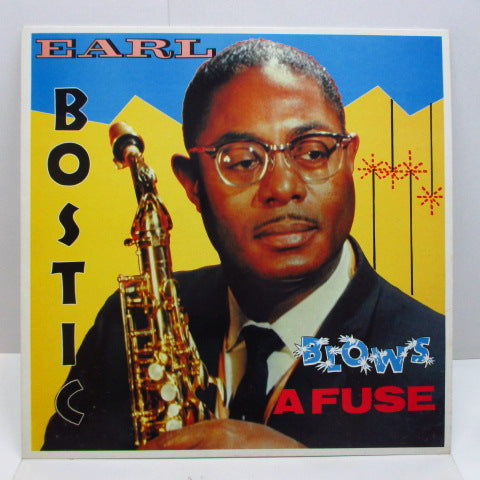 EARL BOSTIC - Blows A Fuse (UK Orig.)