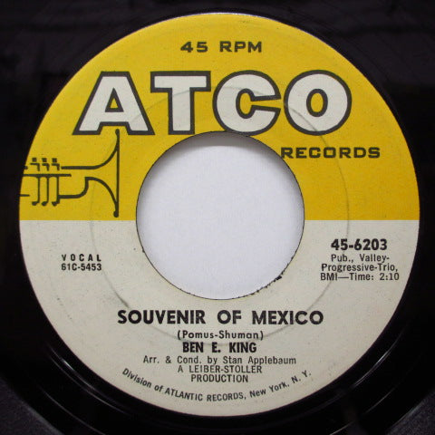 BEN E.KING - Amor / Souvenir of Mexico