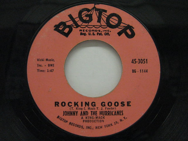 JOHNNY & THE HURRICANES - Rocking Goose (Orig)