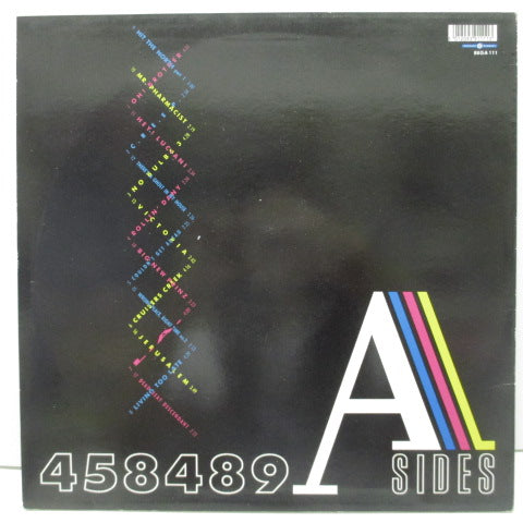 FALL, THE - 458489 A Sides (UK Orig.LP)