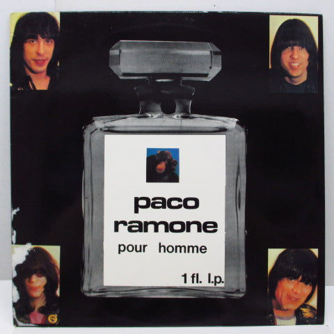 RAMONES - Paco Ramone Pour Homme (US Unofficial LP)