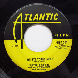 RUTH BROWN - Bye Bye Young Men (Orig)