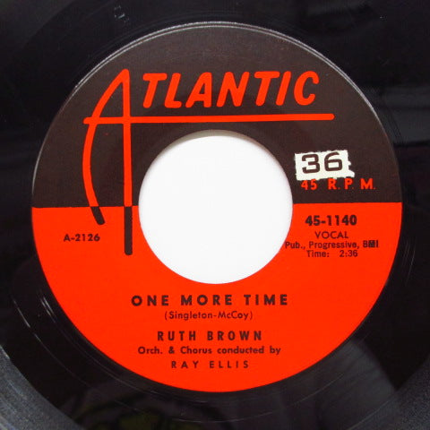 RUTH BROWN - When I Get You Baby (Orig)