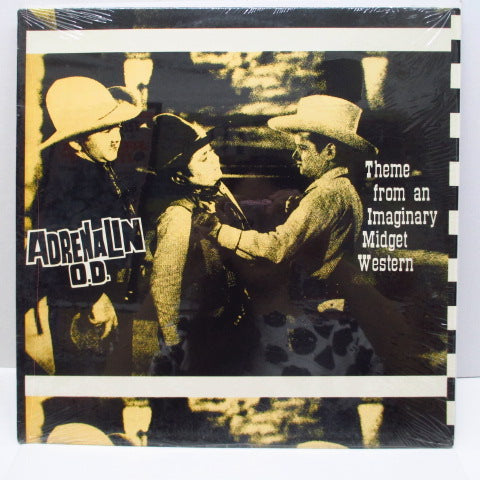 "ADRENALIN O.D. - Theme From An Imaginary Midget Western (US Orig.12"")"