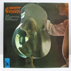 JOHNNY WINTER - Progressive Blues Experiment (UK 60's 2nd Press Stereo LP)