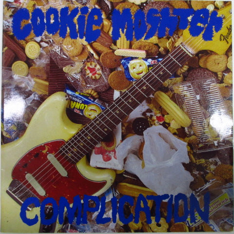 "LUNACHICKS - Cookie Moshter (UK Ltd.7""/Poster PS)"