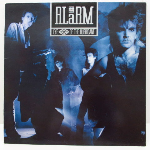 ALARM, THE - Eye Of The Hurricane (UK Orig.LP)