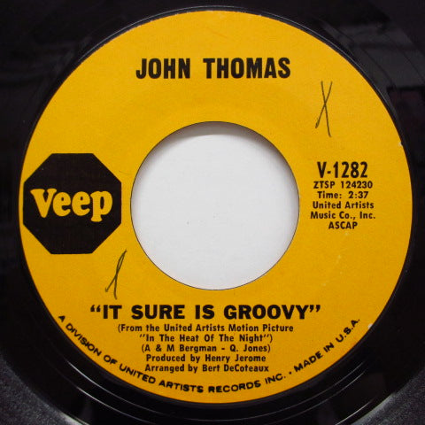 JOHN THOMAS  - Come See Me (Orig)