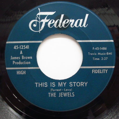 JEWELS - My Song / This Is My Story (Orig)