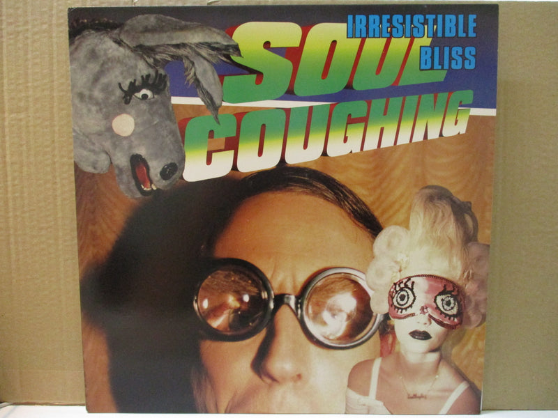 SOUL COUGHING (ソウル・コフィング)  - Irresistible Bliss (US Orig.LP)