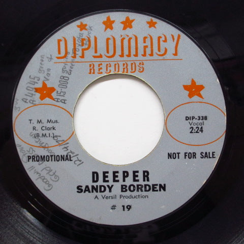 SANDY BORDEN - Stand By Me (Promo)