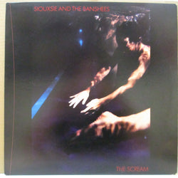 SIOUXSIE AND THE BANSHEES - The Scream (US 80's Reissue LP)