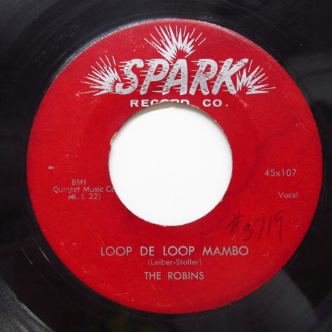 ROBINS - Loop De Loop Mambo (2nd Press)