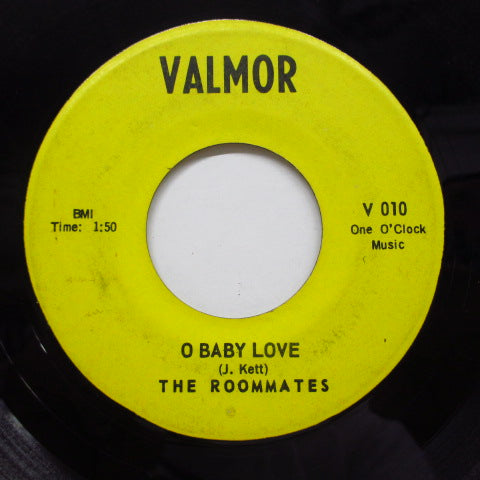ROOMATES - O Baby Love (60's Reissue)